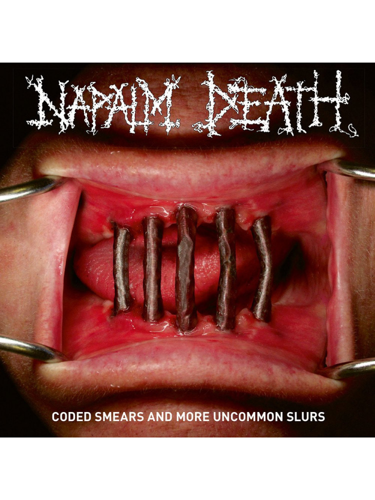 Napalm Death Coded Smears And More Uncommon Slurs Cd