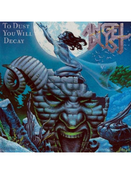 ANGEL DUST - To Dust You Will Decay * LP *